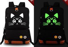 This sick glow-in-the-dark Luna backpack.