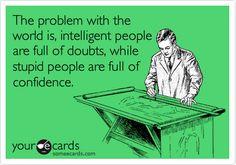 stupid people...