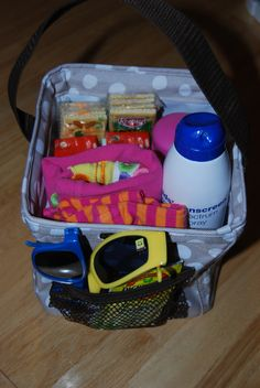 Thirty One Product Review:: Littles Carry-All Caddy