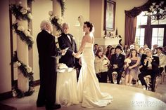 Beautiful #wedding #ceremony picture by #DominoArts #Photography (www.DominoArts.com)