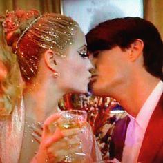 Don't you love Elizabeth Berkley's hair in Showgirls?