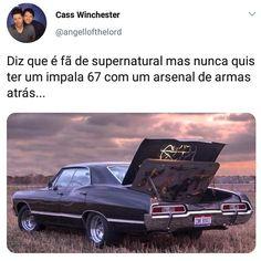 Winchester, Sam E Dean, Kpop Anime, Otaku Meme, Destiel, Humor, Grimm, Impala, Funny