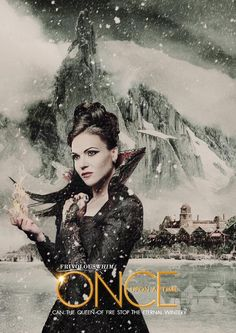 Season 4 poster idea once upon a time