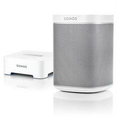 Sonos trådlösa musiksystem med Spotify-integrering och hög användarvänlighet | Hi-Fi Klubben | Hi-Fi Klubben