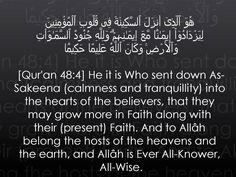 The Six Ayat Al-Sakinah for Ruqyah: 'Ayn/Hasad/Sihr/Depression/Jinn