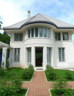 Le Corbusier's White House