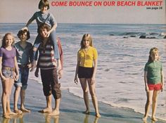 Bradys on the beach
