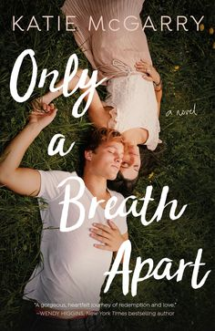 Bestselling author Katie McGarry's trademark wrong-side-of-the-tracks romance is given a new twist in the gritty YA contemporary novel, Only a Breath Apart. Ya Books, Good Books, Books To Read, Teen Romance Books, Romance Novels, Paranormal Romance, Contemporary Romance Books, Bon Film, Cinema Tv