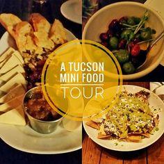 A Tucson Mini Food Tour