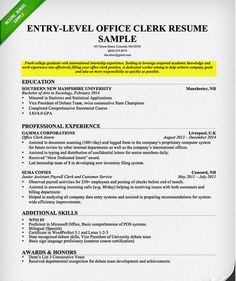 how to write objectives in resume