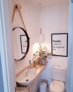 Bathroom Design Small, Bathroom Interior Design, Interior Exterior, Welcome To My House, Home Alone, Home Comforts, Home And Deco, Minimalist Decor, Inspired Homes