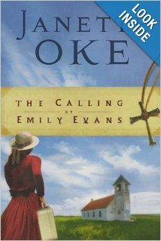 I nabbed this as a Kindle freebie.  I remember reading Janet Oke when I was a teenager and loving her books.  But I thought I'd outgrown her by now.  Nope.  I loved this read!