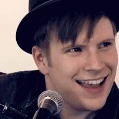 Patrick Stump being adorable what's new