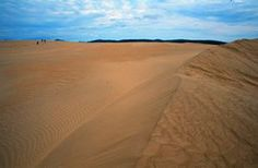 Sand Dunes at Kobuk Valley National Park Picture by NPS