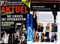 Helix-D, Aktül Dergisi'nde...