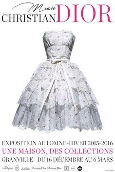 Musée Christian Dior - Jardin Exposition Temporaire Granville Normandie