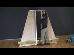 SwapSaw™ 5 Minute Portable Panel Saw Disassembly - YouTube