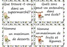 Il nous reste 5 minutes? Super French Teaching Resources, Teaching Activities, Teaching French, Teaching Tools, French Classroom, School Classroom, French Conversation, French For Beginners, French Worksheets