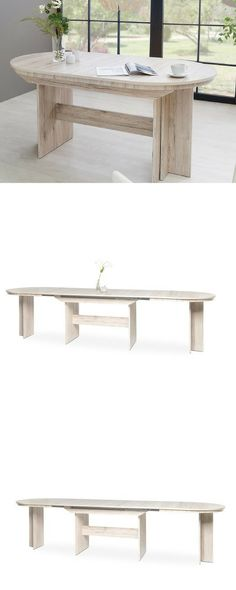 Roman Extendable Wooden Dining Table Oval In Sorrento Oak ,extendable  dining table and chairs,