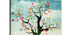 Hochzeitsbaum Fingerabdruck