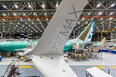 Airline Reporter  2nd B737Max on the line.