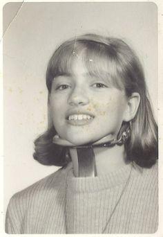 School photo - Betsy (by radargeek)