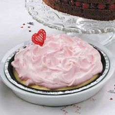 White Chocolate Pie Recipe...Wesley Farmer, I will make this for you someday:)