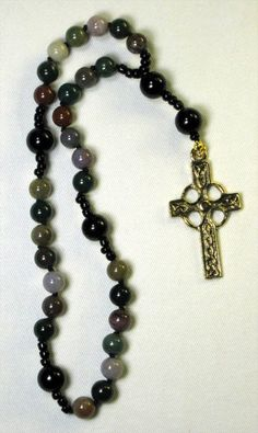 anglican prayer beads instructions