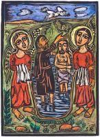 P. Solomon Raj, Baptism of Jesus