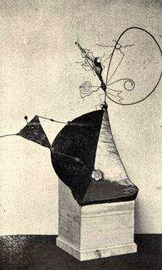 Marcel Janco, 'Construcción 3' / arte, dadaísmo, dadaism, dada