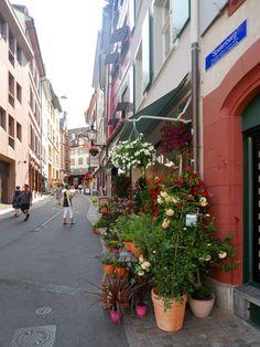 Katja Schmitt | A Day Trip to Basel | Tagestour nach Basel | Spalenberg