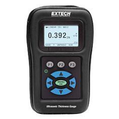 http://termometer.dk/specialmaler-r13485/tykkelses-och-hardhedsmaler-r13518/digital-ultrasonic-tykkelse-gauge-datalogger-53-TKG150-r35453  Digital Ultrasonic Tykkelse Gauge / Datalogger  Måleområde Vidvinkel:  5 MHz sonde: 1 mm til 510 mm stål  10MHz sonde: 0,5 mm til 510 mm af stål (ekstraudstyr)  Sollys læsbar dot-matrix display med baggrundslys  100K intern datalogger med eksport til Excel  Echo til Echo mulighed for at reducere belægning fejl  B-scan...