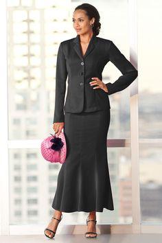 Modest Dresses for Women below the Knee | Modest women's business ...
