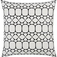 "Aston Grid 18"" Pillow 