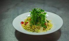 In the city of non-stop thrills, culinary delight always stays fresh! New Menu, Stay Fresh, Restaurant Bar, Spaghetti, City, Ethnic Recipes, Food, Kitchens, Essen