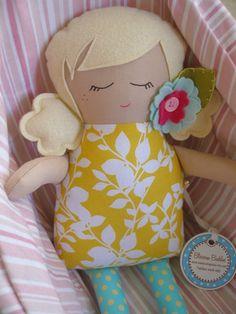 sweet handmade dolly