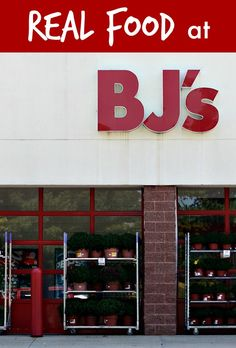 Saving Money on Real Food at BJ's Wholesale Club   nit all of t head items are sold at my BJs and our prices are higher