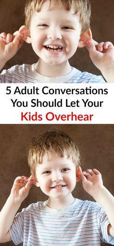 5 Adult Conversation