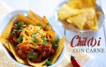 Chilli con carne ve dvou podobách Beef, Chicken, Cooking, Daughter, Food, Meat, Baking Center, Meal, Kochen
