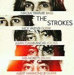The Strokes 1st album brings memories<3