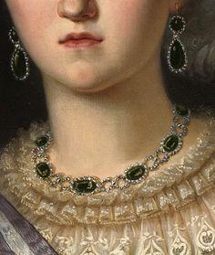 Maria Josepha Amalia of Saxony, Queen of Spain by Francisco Lacoma y Fontanet