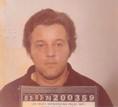 Anthony 'Tony The Ant' Spillotro, The Chicago Outfit // Soldier.