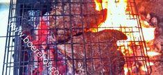"""Flamed Grill"" T-Bone – Boerekos – Kook met Nostalgie T Bone Steak, Bones, Grilling, African, Food, Nostalgia, Eten, Meals, Grill Party"