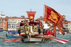 «Festa della sensa», Venice, Italy