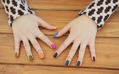 :) nail