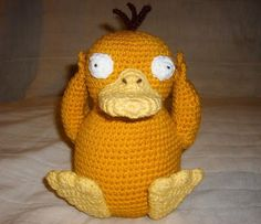 WolfDreamer: PSYDUCK with pattern