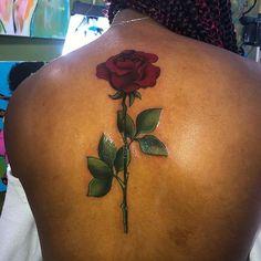Tattoos on back Girl Spine Tattoos, Back Tattoo Women, Girly Tattoos, Pretty Tattoos, Mini Tattoos, Sister Tattoos, Wrist Tattoos, Beautiful Tattoos, Tattoo Girls