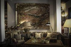 Resultado de imagen de toni espuch Oversized Mirror, Interior, Painting, Dining Rooms, Furniture, Design, Decoration, Home Decor, Google