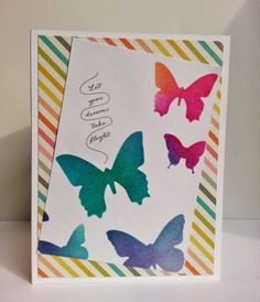 Card by Kelly Schirmer  (012514)  [A Muse Studio Diamond embossing powder]
