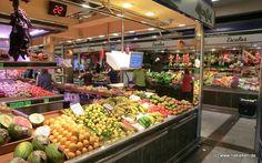 Mercat de l'Olivar - Palma, Mallorca